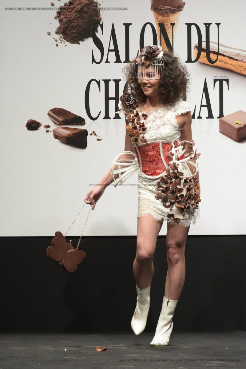 Salon du Chocolat, Peyrefitte Make Up, Lyon 2019 _8033