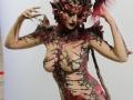 photo Copyright Gerard SANCHEZ-ALLAIS - Show - BS LYON 2018 - Stand et Show body-painting PEYREFITTE MAKE UP_3167.jpg
