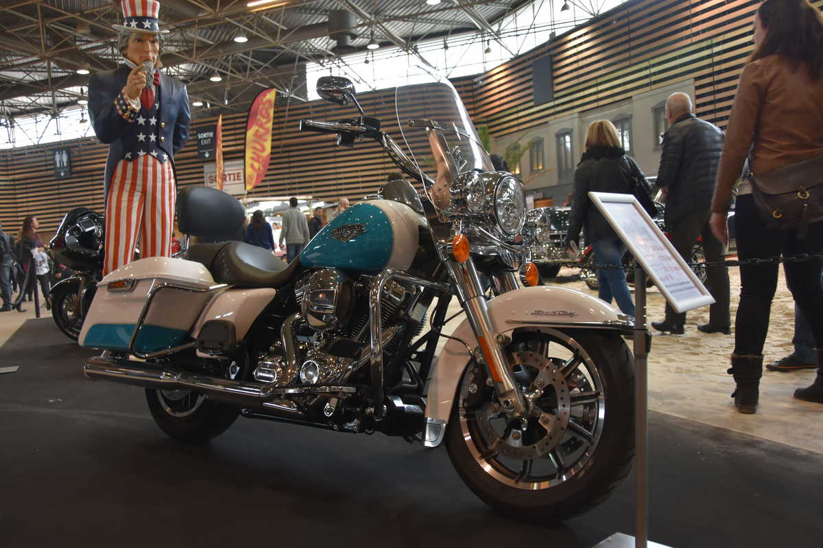 Salon des 2 roues lyon eurexpo 2017 route 66 the for Salon eurexpo lyon