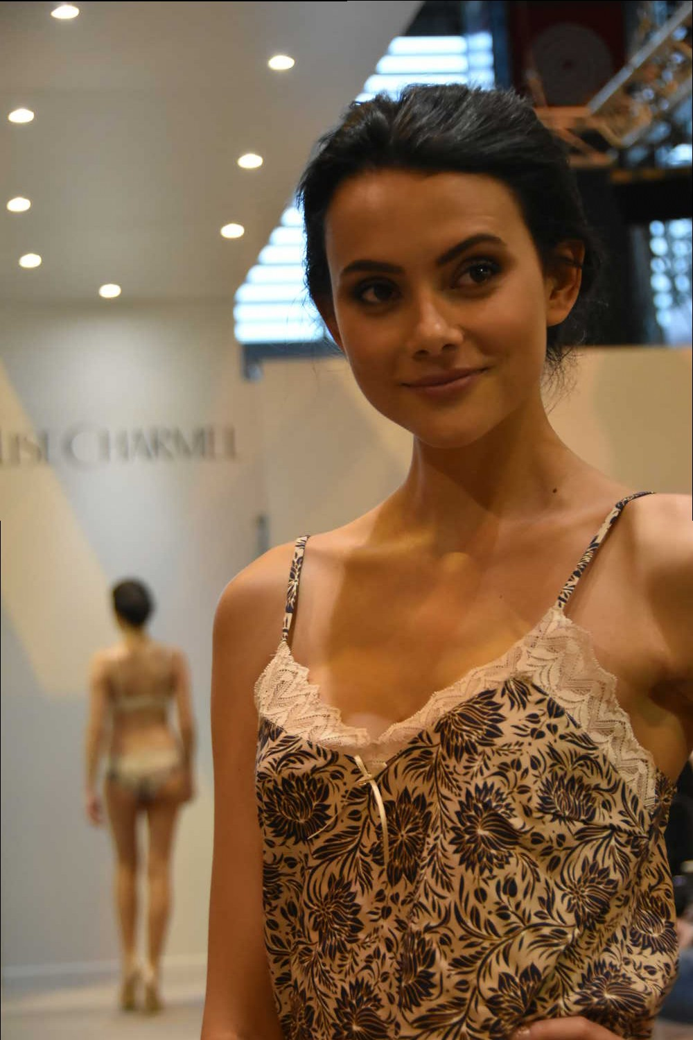 Salon international de la lingerie paris 2017 lise for Salon de la mode paris 2017