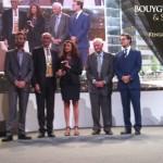 Pyramide d'Or 2014 - Bouygues Pitance SLC - Kengo Kuma & Associates - Congrès de la Fédération des Promoteurs Immobiliers - Lyon, 19 et 20 juin 2014