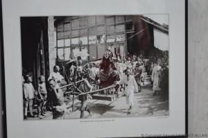 Photographie d'une photographie de Victor BERMON, exposée par Guillaume HASSLER