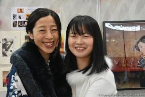 Yuka ONO, photographe et Akiko, mannequin professionnelle