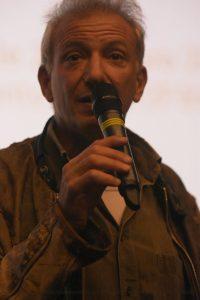 Jonathan Nossiter, dimanche 18 octobre 2020, lors du Festival Lumière 2020, à lUGC Ciné Cité Confluence.