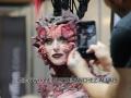 photo Copyright Gerard SANCHEZ-ALLAIS - Show - BS LYON 2018 - Stand et Show body-painting PEYREFITTE MAKE UP_3274.jpg
