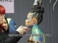 photo Copyright Gerard SANCHEZ-ALLAIS - Show - BS LYON 2018 - Stand et Show body-painting PEYREFITTE MAKE UP_3344.jpg