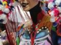 photo Copyright Gerard SANCHEZ-ALLAIS - Show - BS LYON 2018 - Stand et Show body-painting PEYREFITTE MAKE UP_3371.jpg