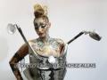 photo Copyright Gerard SANCHEZ-ALLAIS - Show - BS LYON 2018 - Stand et Show body-painting PEYREFITTE MAKE UP_3466.jpg