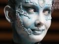 photo Copyright Gerard SANCHEZ-ALLAIS - Show - BS LYON 2018 - Stand et Show body-painting PEYREFITTE MAKE UP_0921.jpg